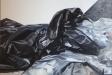 nobilitazione di un sacco per rifiuti